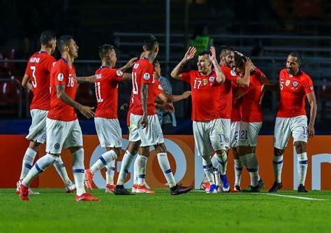 Partido Único Experto: Chile por la clasificación contra ...