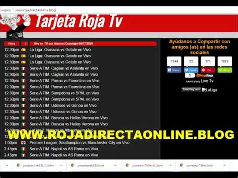 Partido Villarreal vs FC Barcelona en Vivo   YouTube