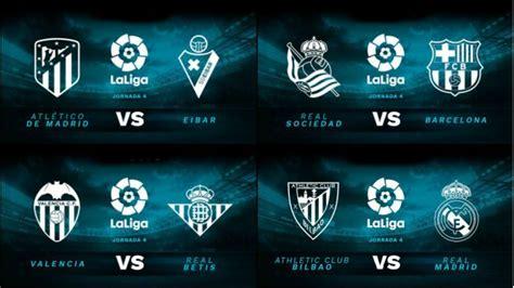Partidos de fútbol de La Liga Santander hoy, sábado 15 de ...