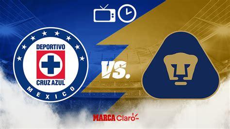 Partidos de hoy: Cruz Azul vs Pumas hoy en vivo: Horario y ...