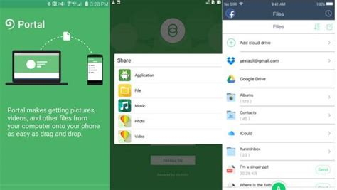 Pasar archivos del móvil al ordenador: las mejores apps ...