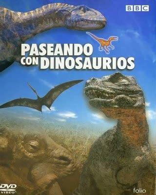 Paseando Con Dinosaurios |Serie Documental|BBC|MG   Identi