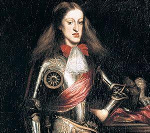 Paseando por la Historia: Carlos II, el último austria