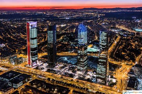 Paseo de la Castellana en Madrid 【2020】