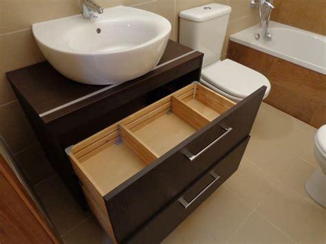 Paso a paso: una encimera para el mueble de lavabo ...