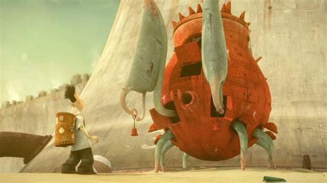 Passion Animation Studios – The Lost Thing