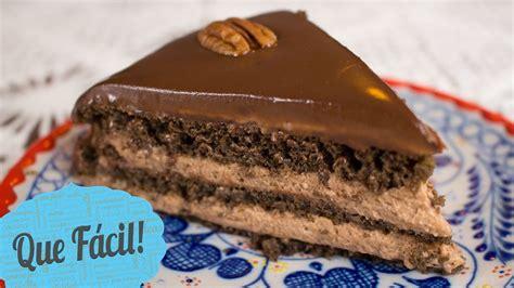 Pastel De Chocolate Sin Horno   Que Fácil!   YouTube