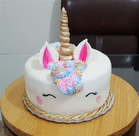 Pastel de Unicornio   Pasteles Fondant a Domicilio ...