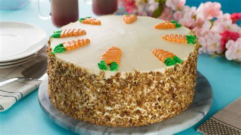 Pastel de Zanahoria con Betún de Queso Crema   YouTube