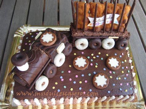 pastel tren de cumpleaños   Buscar con Google | postres ...