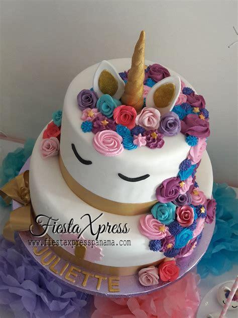Pastel unicornio. Unicorn cake   Pasteles, Fiesta, Unicornio