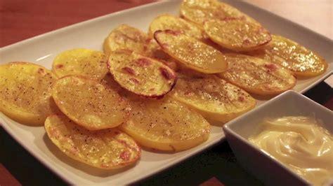 Patatas asadas ligeras y fáciles   estilo murciano ...