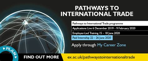 Pathways to International Trade   Careers and ...