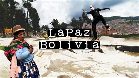 PATINANDO a 3.500m de ALTURA!!  La Paz, BOLIVIA ...