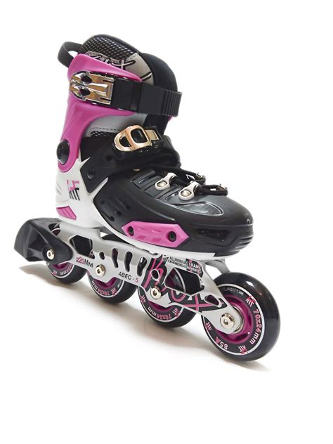 PATINES FREESKATE FIRST ROSA – On Gravity