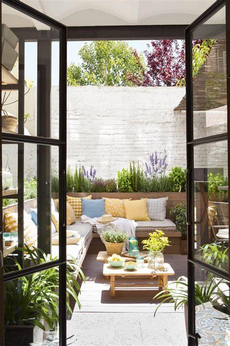 Patios interiores: todo sobre la decoración de patios con ...