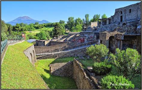 Patrimonio de la Humanidad: Zonas arqueológicas de Pompeya ...