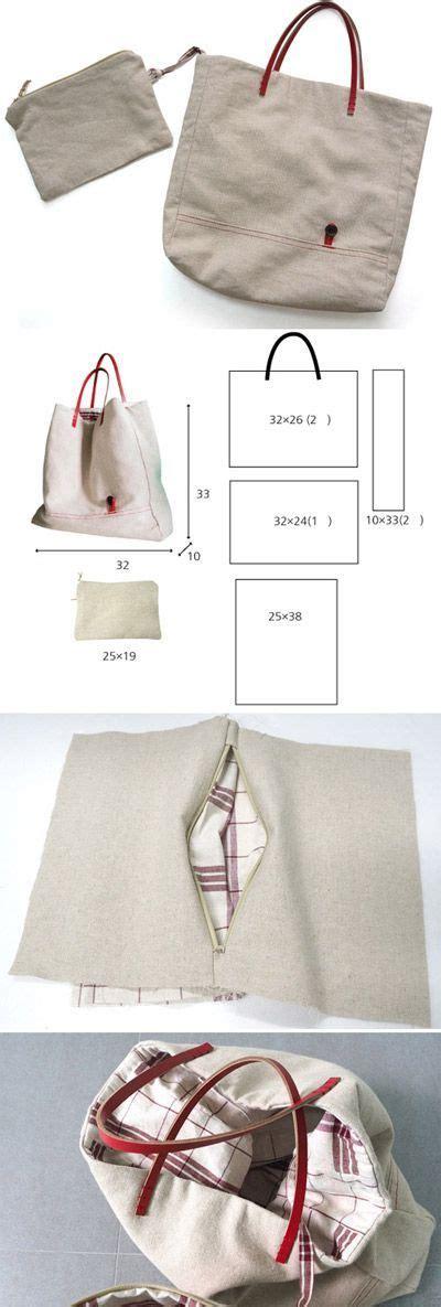 Patrón gratis de bolso | Bolsas de bricolaje, Telas ...