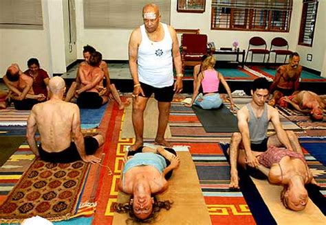 Pattabhi Jois passes into the ages   Rediff.com News