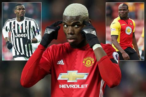 Paul Pogba s brother Mathias was the reason he left ...