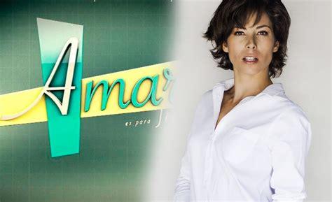 Paula Blanco se incorpora al reparto de  Amar es para ...