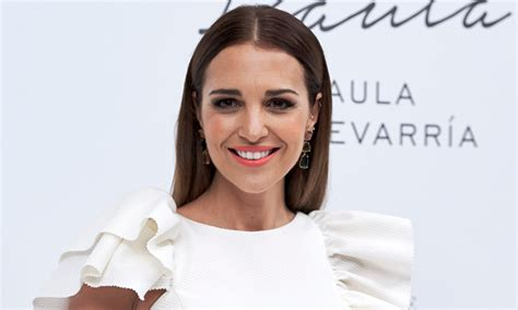Paula Echevarría on her  biggest treasure  and relying on ...