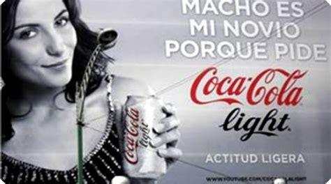 Paula s vision: Evolución de la Coca Cola light