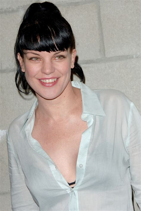 Pauley Perrette   Actress Hollywood
