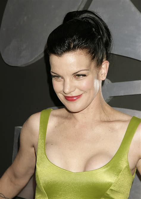 Pauley Perrette   The 53rd Annual GRAMMY Awards   NCIS ...