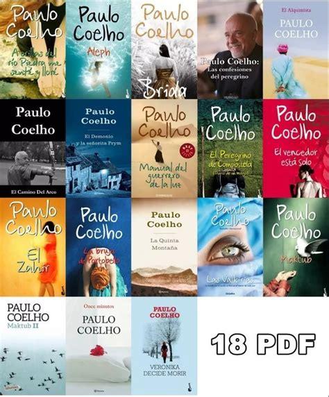 Paulo Coelho   Colección En Pdf Libros Digitales 18 Libros ...