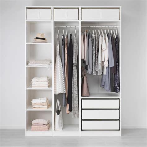 PAX Armario, blanco, 175x58x236 cm   IKEA
