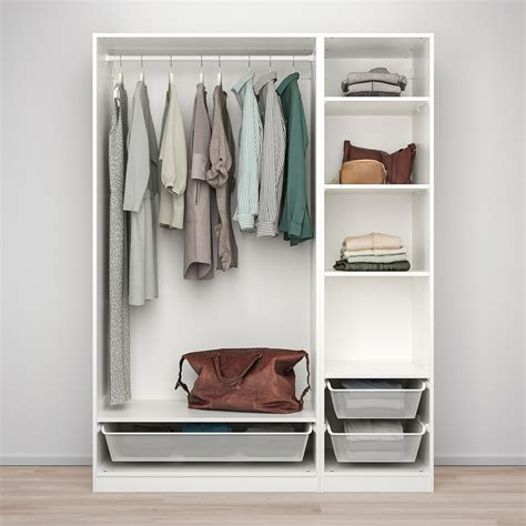 PAX Combinación armario   blanco   IKEA