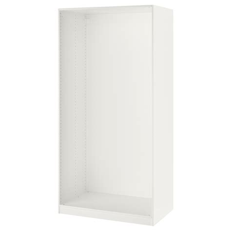 PAX Estructura armario, blanco, 100x58x201 cm   IKEA
