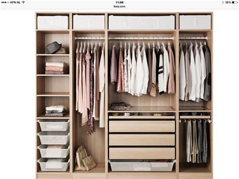 Pax Ikea | Interiores de armarios, Armario de ropa ...