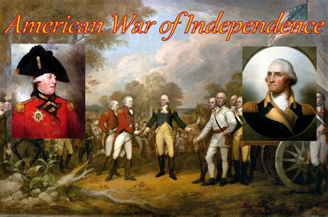 Paxx88 Providing A Painters View: American War of Independence