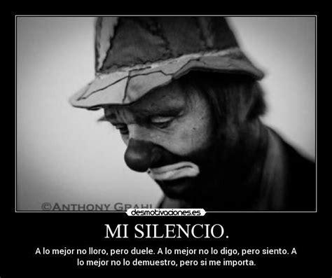 . Payaso Triste Mi Silencio | Que trae el mañana ...
