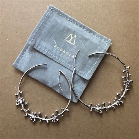 PD Paola Jewelry | Pd Paola California Silver Earrings ...