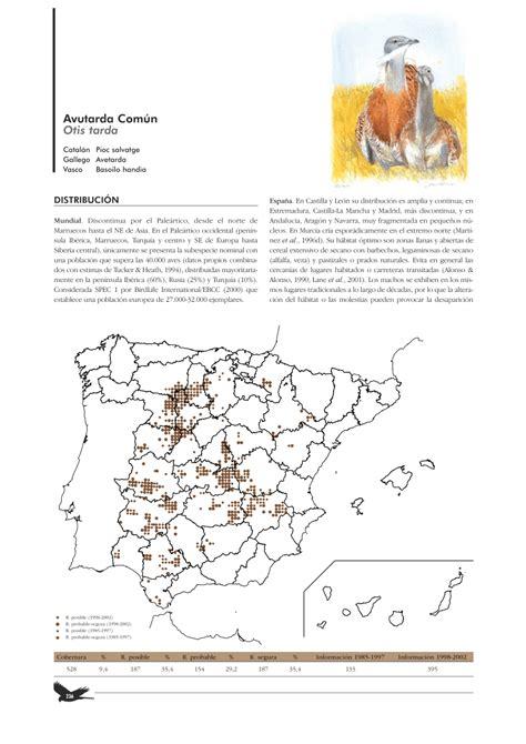 PDF  Atlas de las Aves Reproductoras de España