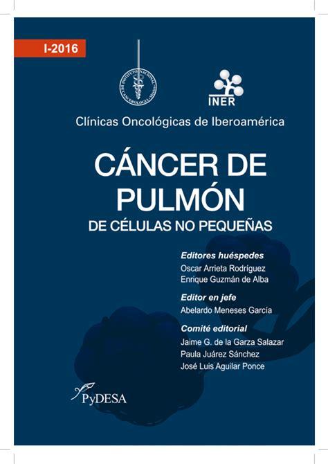 PDF  Cancer de Pulmón de Células No Pequeñas, Clinicas ...
