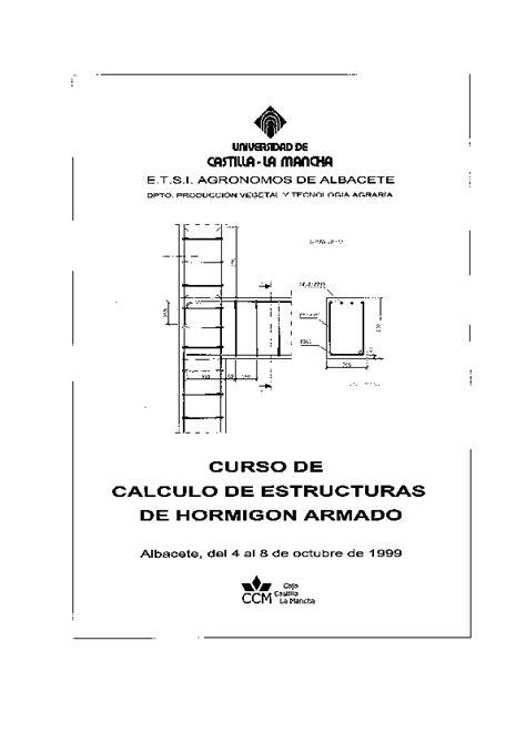 PDF  Curso de calculo de estructuras de hormigon armado ...