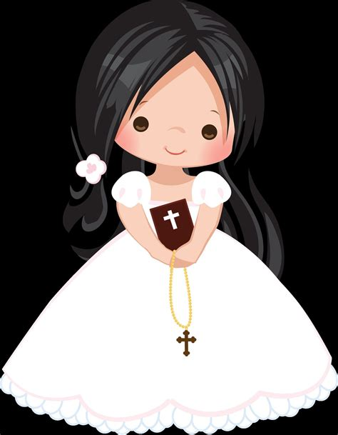 PDF Girl First Communion, First Communion Invitation ...