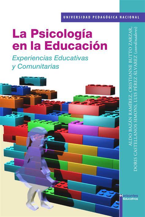 PDF  La psicología en la educación. Experiencias ...