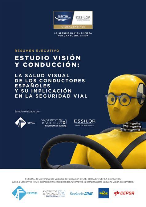 PDF  La Seguridad Vial empieza por una buena visión: LA ...