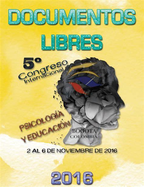 PDF  MEMORIAS V CONGRESO INTERNACIONAL PSICOLOGIA Y EDUCACION
