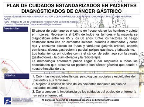 PDF  PLAN DE CUIDADOS ESTANDARIZADOS EN PACIENTES ...