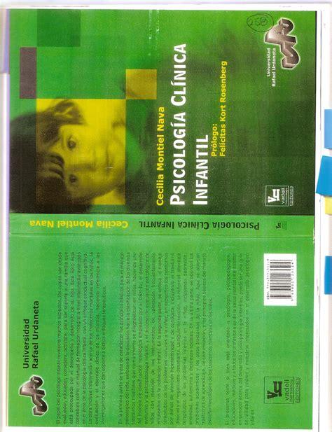 PDF  PSICOLOGIA CLINICA INFANTIL
