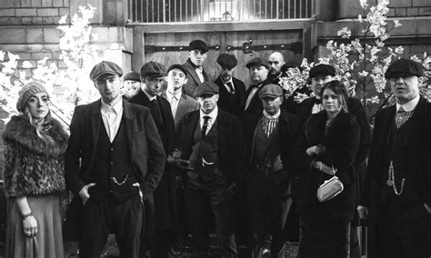 PEAKY BLINDERS BAR ROLLS INTO TOWN – JUST IN TIME FOR ...