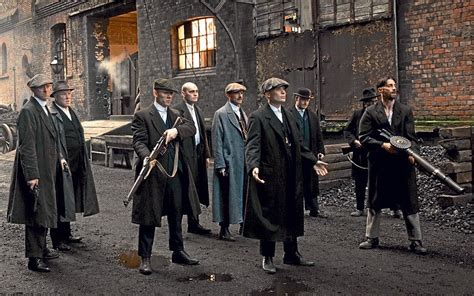 Peaky Blinders, episode six, BBC Two, review   Telegraph