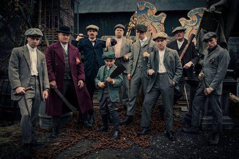 Peaky Blinders et Les Popples chez Netflix