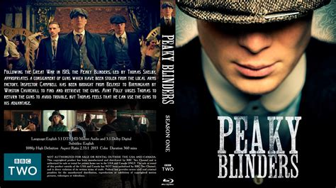 Peaky Blinders Season 1 Bluray Cover | Cover Addict   Free ...
